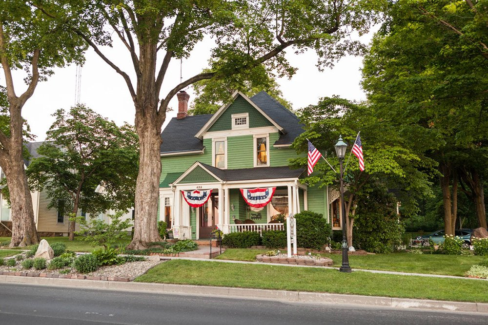 Sage Country Inn Bed And Breakfast