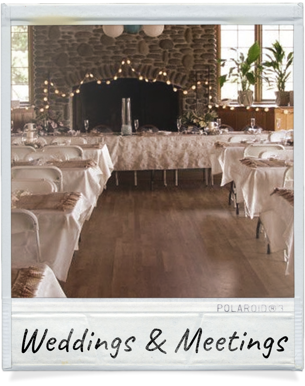 Wedding and Meeting venue