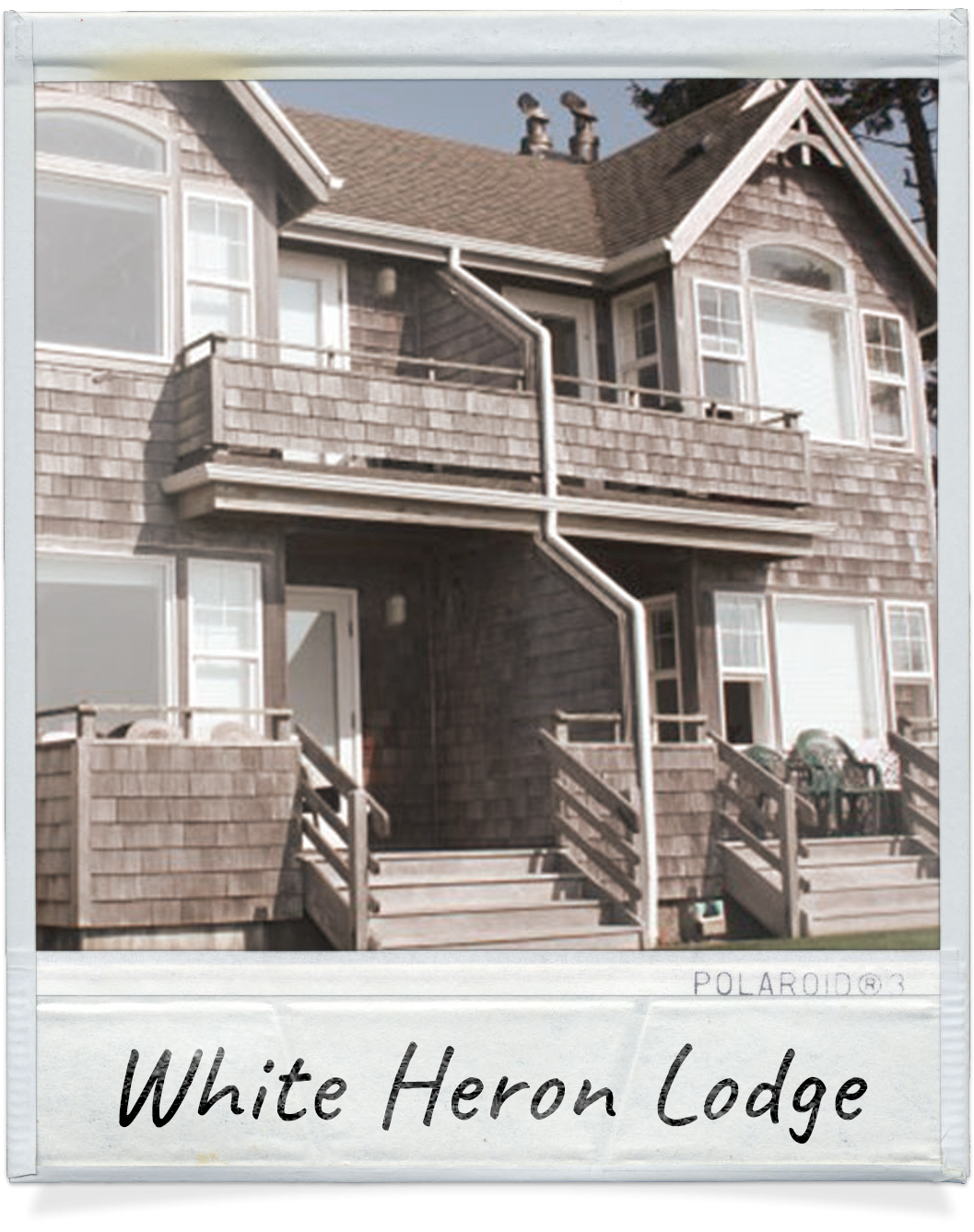 White Heron Lodge